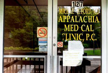 Appalachia Medical Clinic; Opioid Crisis