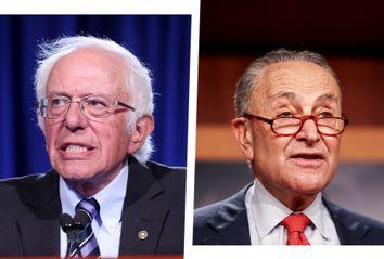 Bernie Sanders; Chuck Schumer