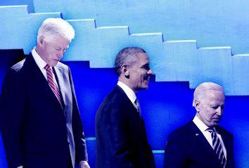 Bill Clinton; Barack Obama; Joe Biden