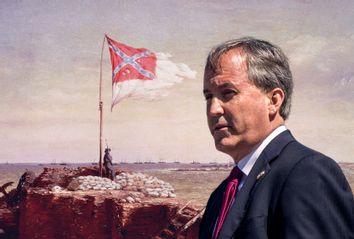 Ken Paxton; Fort Sumter