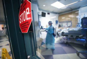 COVID-19; Intensive Care Unit