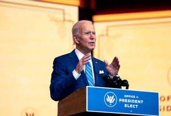President- elect Joe Biden