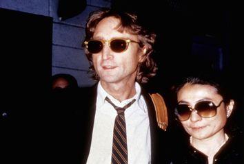 John Lennon; Yoko Ono