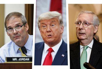 Jim Jordan; Donald Trump; Mitch McConnell