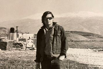 Lucian Truscott; Golan Heights
