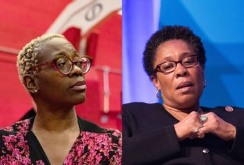 Marcia Fudge; Nina Turner
