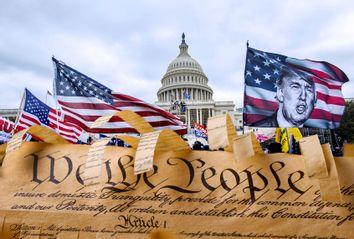 Capitol Riot; US Constitution