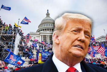 Donald Trump; Capitol Riot