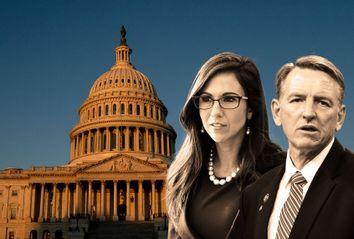 Paul Gosar; Lauren Boebert; Capitol Building