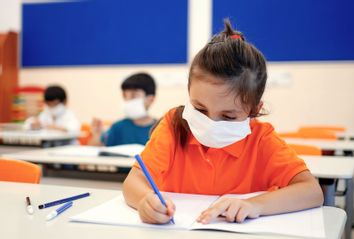 Child; Face mask; School; Pandemic
