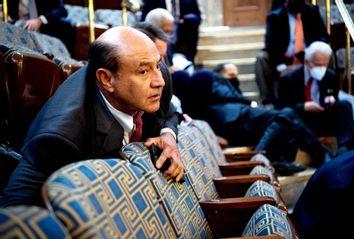 Lou Correa; Electoral College; Trump Supporters Storm The Capitol