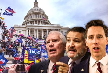 Mo Brooks; Ted Cruz; Josh Hawley; Capitol Riot