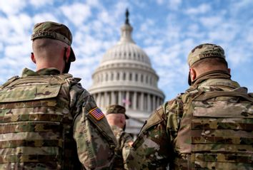 Washington DC; National Guard