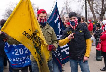 Trump Supporters; Proud Boys;