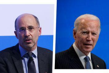 Robert Malley; Joe Biden