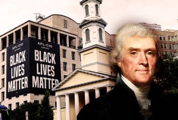 Thomas Jefferson; Black Lives Matter