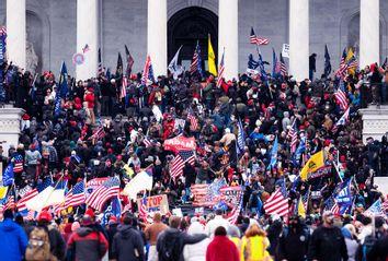 Trump supporters storm the U.S. Capitol