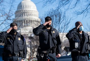 U.S. Capitol Police officers