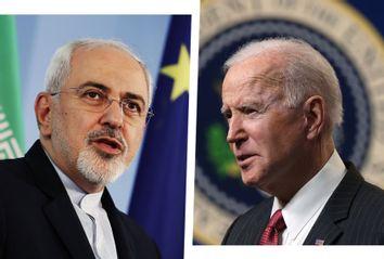Joe Biden; Javad Zarif