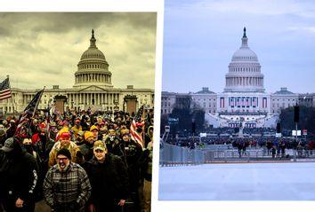 Capitol Riot; Trump Inauguration