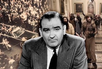 Joe McCarthy; Kennedy Assassination; QAnon