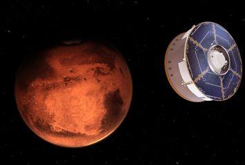 Perseverance; Mars