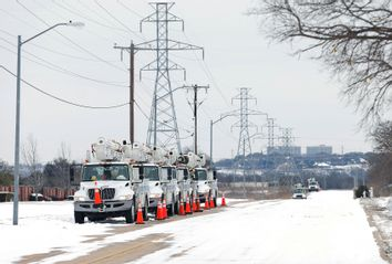 Texas; Snow Storm; Power Outage