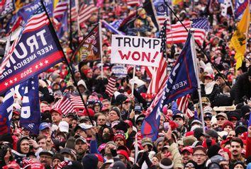 Trump Supporters; Capitol Riot