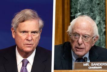 Bernie Sanders; Tom Vilsack