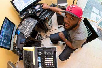 Hip-hop professor A.D. Carson