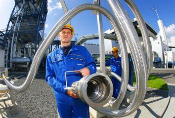 carbon dioxide capture pipes