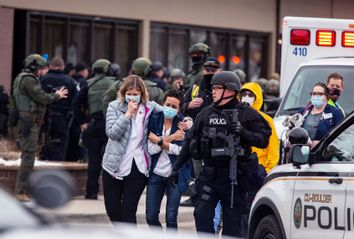 Colorado Grocery Store Shooting