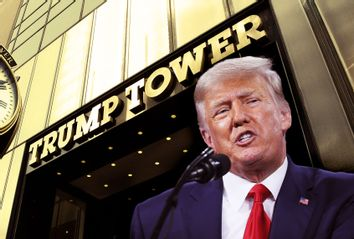 Donald Trump; Trump Tower