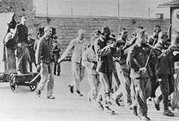 Holocaust; Concentration camp prisoners