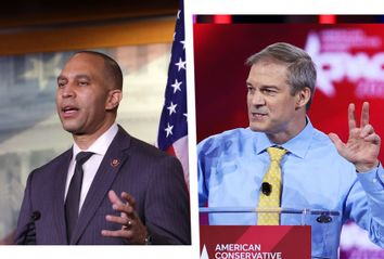 Hakeem Jeffries; Jim Jordan