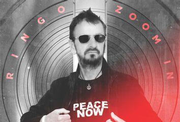 Ringo Starr; Zoom In