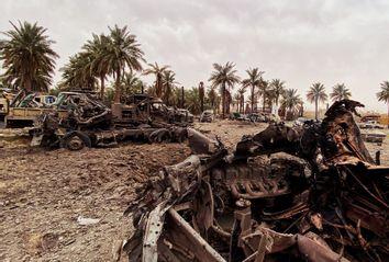 US Airstrike Aftermath