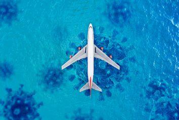Airplane Travel; Covid-19; Coronavirs