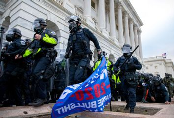 Capitol Police; January 6th Riot