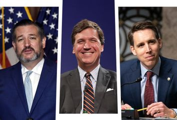Ted Cruz; Tucker Carlson; Josh Hawley