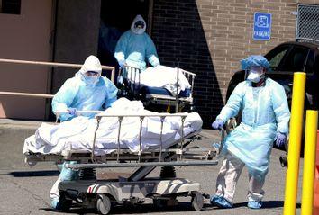 Hospital; Death; Coronavirus; New York