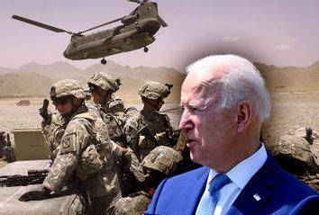 Joe Biden; American soldiers in Afghanistan