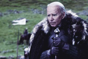Joe Biden as Ned Stark