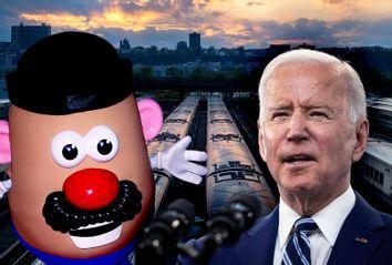 Joe Biden; Potato Head