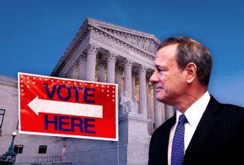 John Roberts; Supreme Court