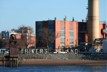 Rikers Correctional Center; Rikers Island