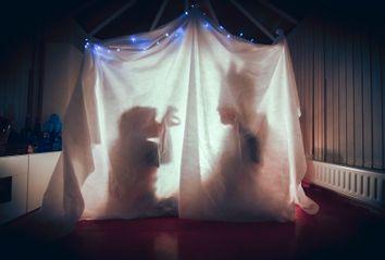 Storytime; Tent; Parent; Child