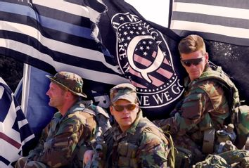 US Special forces; QAnon