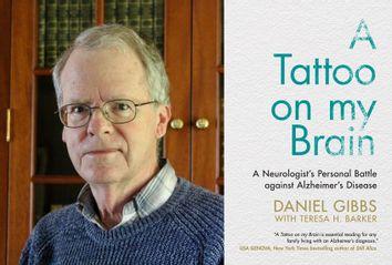 A Tattoo On My Brain by Daniel Gibbs