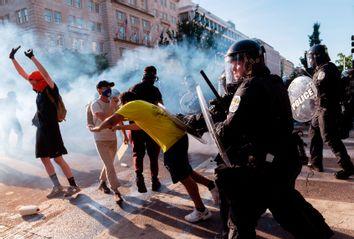 George Floyd Protest; Police Brutality